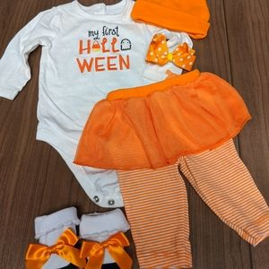 First Halloween outfit 3-6mo